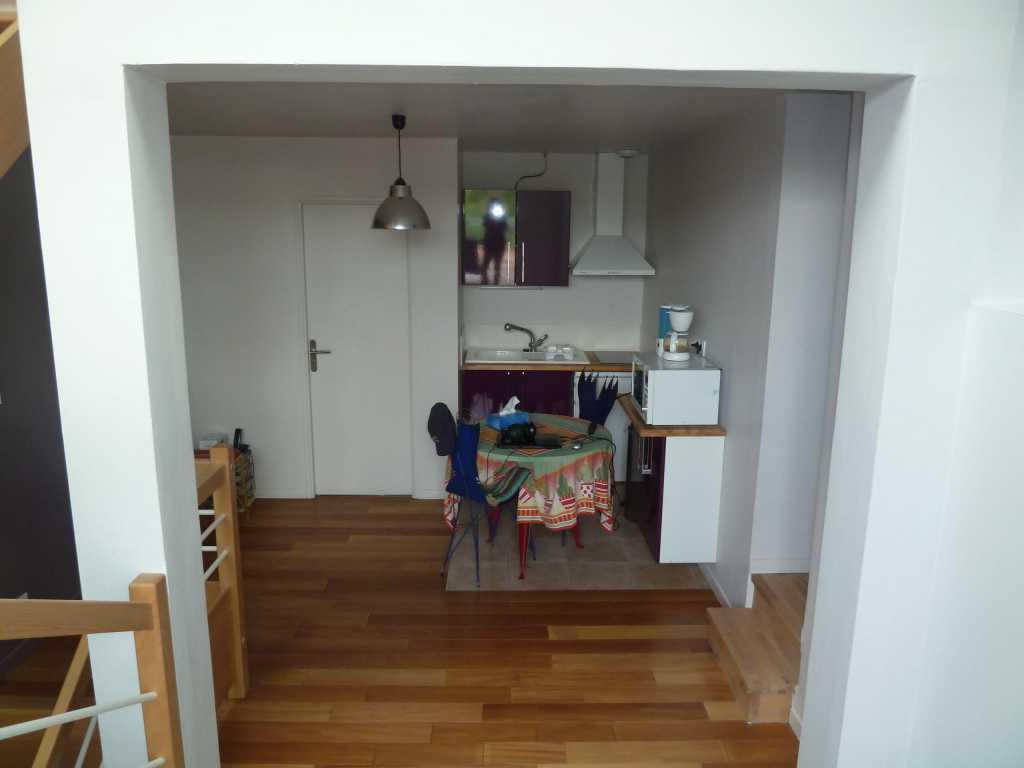 Chambre 2 Pers 1er étage 15 m2 TOULOUSE rue Engalières Proche centre Bus Tisséo 78/79/80 (86) - P1060657.jpg