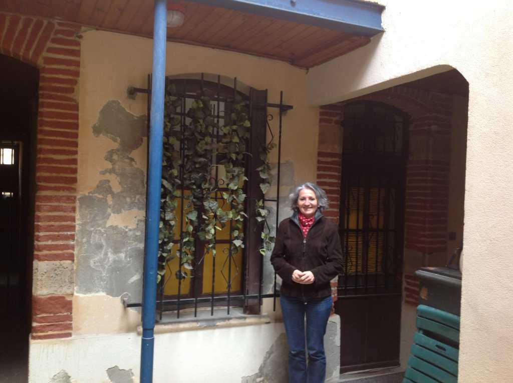 Chambre 1 Pers 1er étage 15 m2 TOULOUSE Rue des Queteurs Proche centre Métro B Compans Caffarelli (49) - image-4.jpg